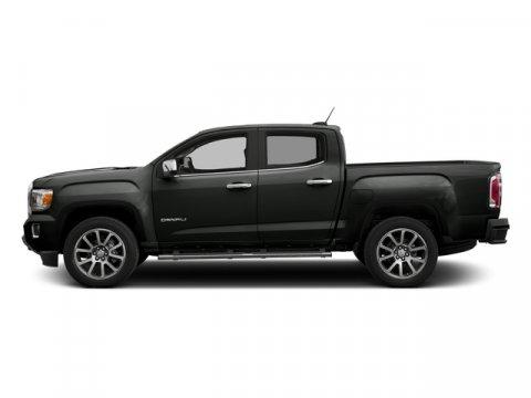 2018 GMC Canyon 4WD Denali Dark Slate MetallicJet Black V6 36L Automatic 5 miles  TRANSMISSIO