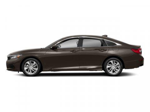 2018 Honda Accord Sedan LX Kona Coffee MetallicBLACK LEATHER V4 15 L Variable 9 miles  ENGINE
