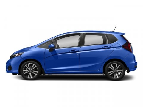 2018 Honda Fit EX Aegean Blue MetallicBlack V4 15 L Variable 0 miles  Front Wheel Drive  Pow