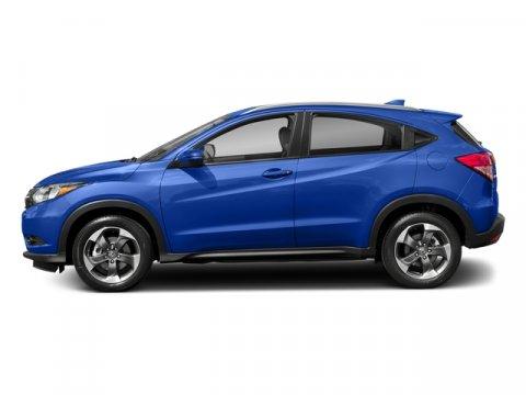 2018 Honda HR-V EX-L Navi Aegean Blue MetallicBLACK LEATHER V4 18 L Variable 0 miles  ENGINE-1