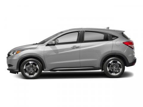 2018 Honda HR-V EX Lunar Silver MetallicGray Cloth V4 18 L Variable 0 miles  ENGINE-18L 4CY
