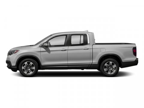 2018 Honda Ridgeline RTL-T Lunar Silver MetallicGRY LEATHER SEATS V6 35 L Automatic 5 miles