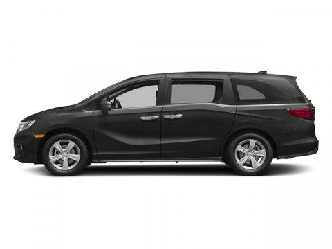 2018 Honda Odyssey EX-L Forest Mist MetallicBeige V6 35 L Automatic 0 miles  Front Wheel Driv