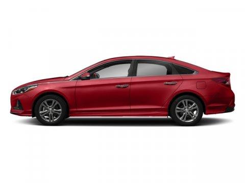 2018 Hyundai Sonata SEL Scarlet RedGray V4 24 L Automatic 0 miles  CF  C