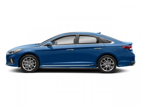 2018 Hyundai Sonata Sport Electric BlueBlack V4 20 L Automatic 0 miles  CF  CN  HL  LJ  T