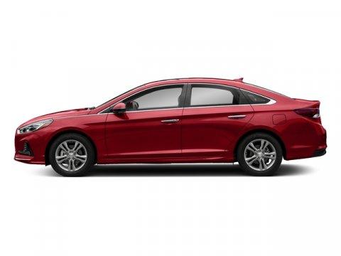 2018 Hyundai Sonata Limited Scarlet RedGray V4 24 L Automatic 0 miles  C1  CF  LJ  TRIM
