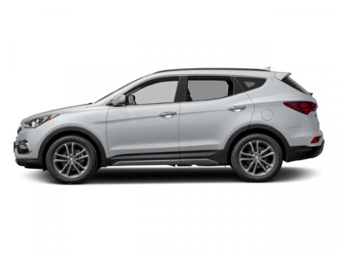 2018 Hyundai Santa Fe Sport 20T Ultimate Pearl WhiteGray V4 20 L Automatic 0 miles  CF  CN