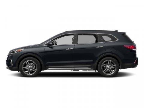 2018 Hyundai Santa Fe SE Ultimate Night Sky PearlGray V6 33 L Automatic 0 miles  CF  CN  CT