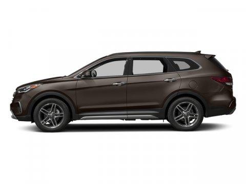 2018 Hyundai Santa Fe Limited Ultimate Java EspressoBeige V6 33 L Automatic 0 miles  CF  CN