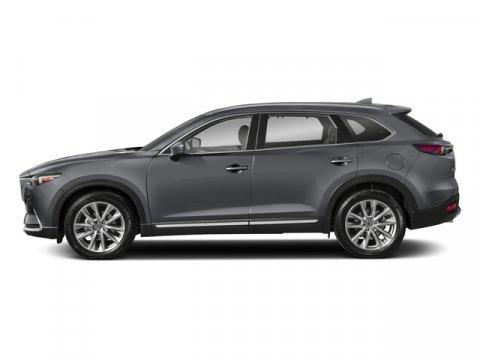2018 Mazda CX-9 Grand Touring Machine Gray MetallicBlack V4 25 L Automatic 10 miles  BLACK LE