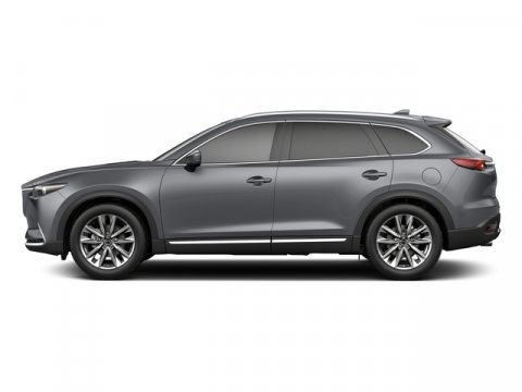 2018 Mazda CX-9 Signature Machine Gray MetallicAuburn V4 25 L Automatic 10 miles  MACHINE GRA