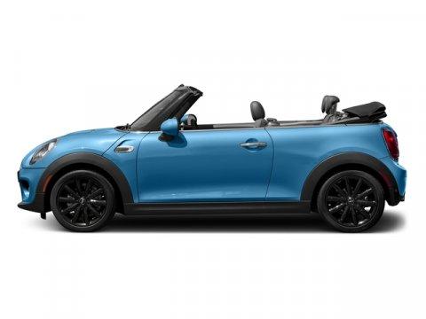 2018 MINI Convertible Cooper Electric Blue MetallicK9E1 Carbon Black Leatherette V3 15 L Automa