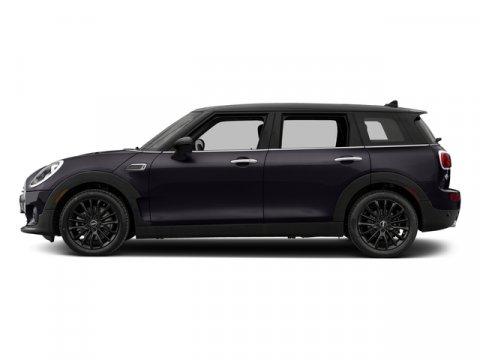 2018 MINI Clubman Cooper MINI Yours Lapisluxury BlueK9E1 Carbon Black Leatherette V3 15 L Autom
