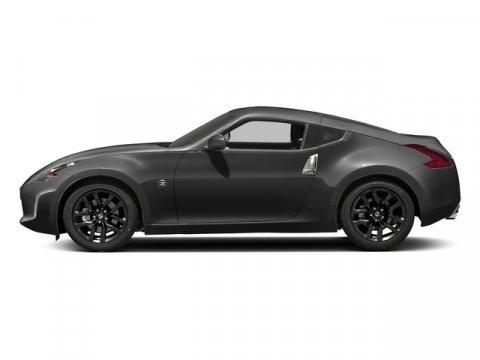 2018 Nissan 370Z Coupe Sport Gun MetallicBlack V6 37 L Manual 0 miles  Rear Wheel Drive  Pow