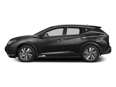 2018 Nissan Murano SL Magnetic Black MetallicGraphite V6 35 L Variable 0 miles  Front Wheel D