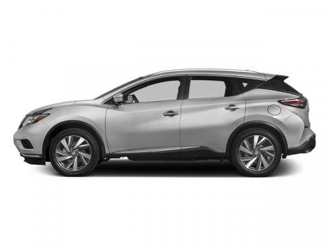 2018 Nissan Murano Platinum Brilliant Silver MetallicGraphite V6 35 L Variable 0 miles  Front