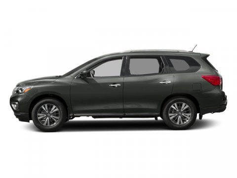 2018 Nissan Pathfinder SV Midnight GreenCharcoal V6 35 L Variable 0 miles  Front Wheel Drive