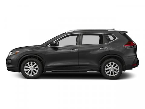 2018 Nissan Rogue S Gun MetallicCharcoal V4 25 L Variable 0 miles  All Wheel Drive  Power St