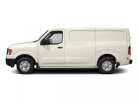 2018 Nissan NV Cargo S Glacier WhiteGray V6 40 L Automatic 0 miles  Rear Wheel Drive  Power