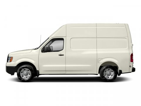 2018 Nissan NV Cargo SV Glacier WhiteGray V6 40 L Automatic 0 miles  Rear Wheel Drive  Power