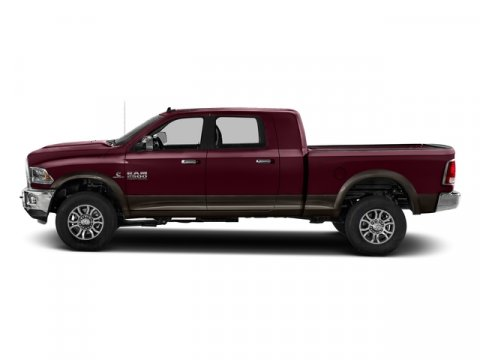 2018 Ram 2500 Laramie Delmonico Red PearlcoatBlack V6 67 L Automatic 15 miles Factory MSRP