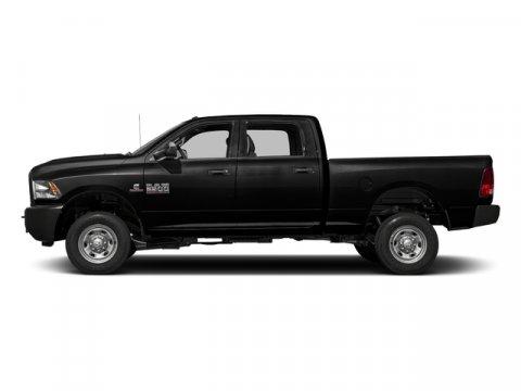 2018 Ram 2500 Tradesman Brilliant Black Crystal PearlcoatDiesel GrayBlack V6 67 L Automatic 3