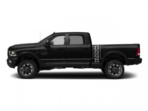 2018 Ram 2500 Power Wagon Brilliant Black Crystal PearlcoatDiesel GrayBlack V8 64 L Automatic