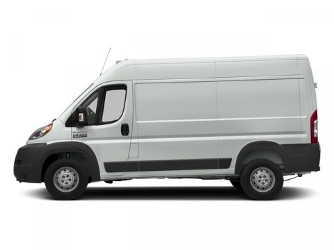 2018 Ram ProMaster Cargo Van Base Bright White ClearcoatBlack V6 36 L Automatic 0 miles This