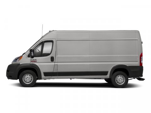 2018 Ram ProMaster Cargo Van High Roof Bright Silver Metallic ClearcoatBlack V6 36 L Automatic