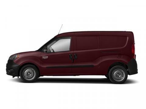 2018 Ram ProMaster City Cargo Van Tradesman Deep Red MetallicBlack V4 24 L Automatic 0 miles