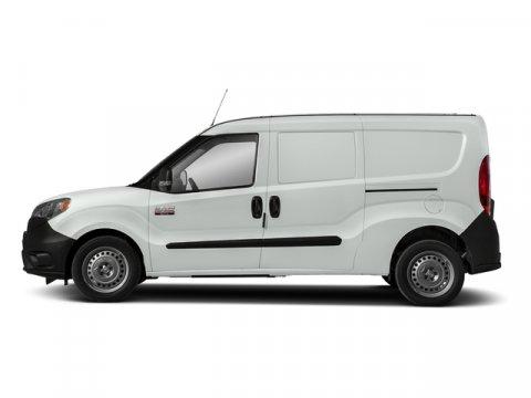 2018 Ram ProMaster City Cargo Van Tradesman Bright WhiteBlack V4 24 L Automatic 0 miles Recen