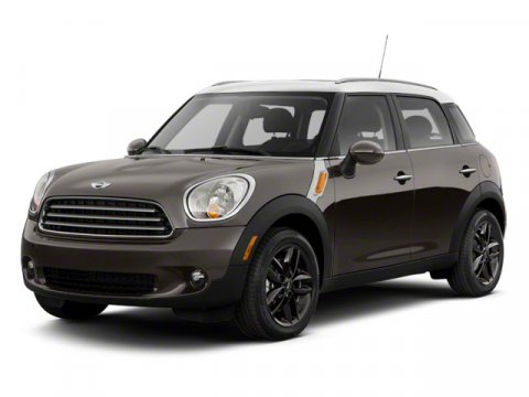 2011 MINI Cooper Countryman S Absolute Black MetallicCarbon Black V4 16L Automatic 56592 miles
