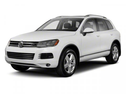 2012 Volkswagen Touareg Gray MetallicBeige V6 36L Automatic 55003 miles Navigation System AM