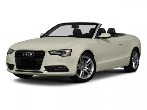 2013 Audi A5 Premium Plus WhiteBrown V4 20L Automatic 20129 miles AudiQUALITY DCH ECONOMY CE