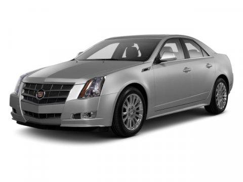 2013 Cadillac CTS Sedan Premium WhiteBeige V6 36L Automatic 58473 miles Certified Certificat