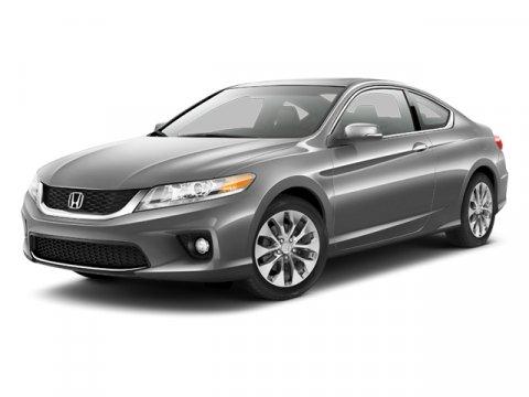 2013 Honda Accord Cpe EX-L White V4 24L Automatic 98489 miles  Keyless Start  Front Wheel Dr