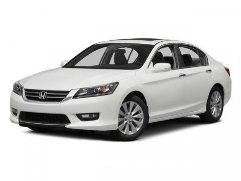 2014 Honda Accord Sedan EX-L Silver V4 24 L Variable 26115 miles DCH VALUE CERTIFIED Honda QU