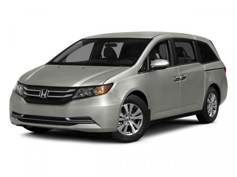 2014 Honda Odyssey EX Gray V6 35 L Automatic 95361 miles Thank you for looking at this beauti
