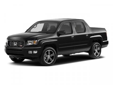 2014 Honda Ridgeline Sport Crystal Black Pearl V6 35 L Automatic 62247 miles CARFAX One-Owner