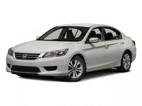 2015 Honda Accord Sedan LX Green V4 24 L Variable 28386 miles  Front Wheel Drive  Power Stee