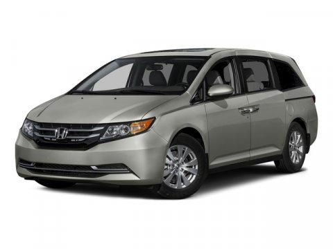 2015 Honda Odyssey EX-L WhiteGray V6 35 L Automatic 21053 miles DCH VALUE CERTIFIED Honda QUA