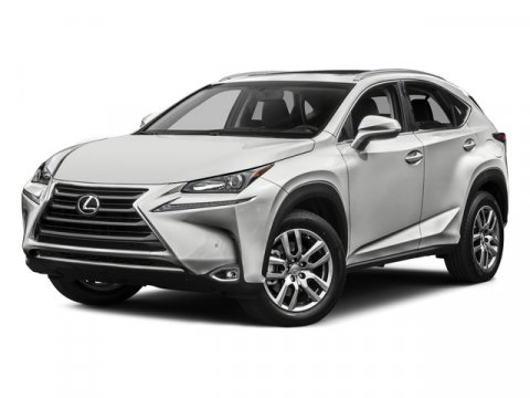 2015 Lexus NX 200t  V4 20 L Automatic 18599 miles CARFAX One-Owner Clean CARFAX Eminent Whi