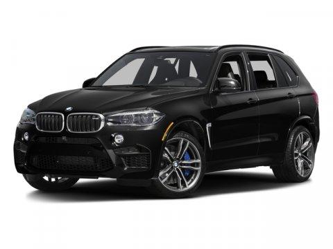 2016 BMW X5 M Base Black V8 44 L Automatic 41349 miles NavigationDCH VALUE CERTIFIED BMW QUAL