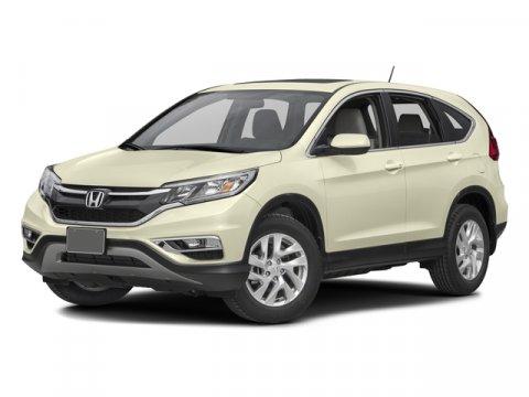 2016 Honda CR-V EX BLACK V4 24 L Automatic 33782 miles  Front Wheel Drive  Power Steering