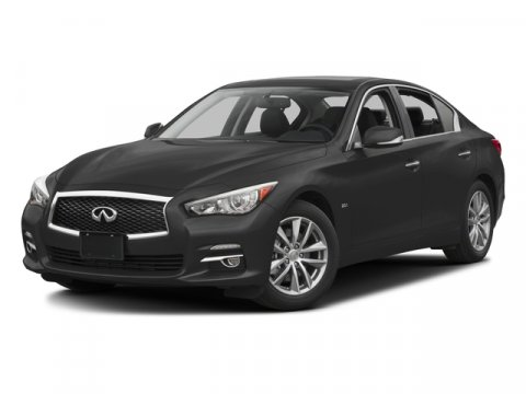 2016 INFINITI Q50 20t Premium  V4 20 L Automatic 28 miles Delivers 31 Highway MPG and 23 Cit
