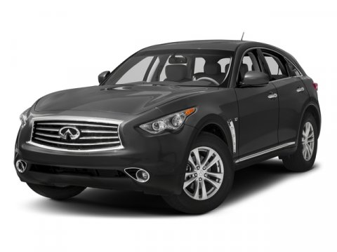 2016 INFINITI QX70 Base Moonlight WhiteGraphite V6 37 L Automatic 32951 miles INFINITI of Fai