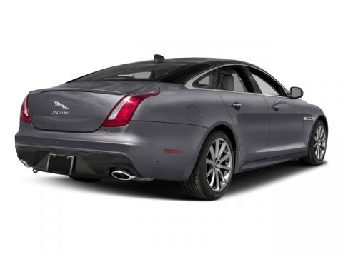 2016 Jaguar XJ Supercharged WHIITE V8 50 L Automatic 2035 miles Delivers 23 Highway MPG and 1