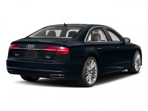 2017 Audi A8 L L Brilliant BlackBlack V6 30 L Automatic 0 miles Navigation Sunroof Heated L