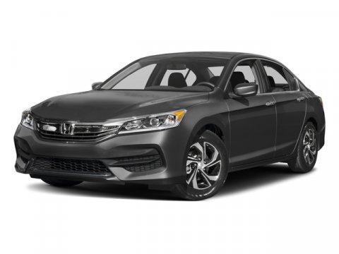 2017 Honda Accord Sedan LX BLUE V4 24 L Automatic 15634 miles  Front Wheel Drive  Power Stee