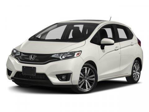 2017 Honda Fit EX WhiteBlack V4 15 L Manual 120 miles  Front Wheel Drive  Power Steering  A